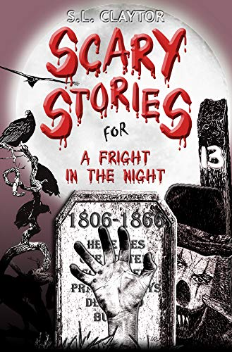 Scary Stories for a Fright in the Night (English Edition) (Halloween Fright Night)