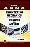 Engineering Mechanics: Questions and Answers (Anna University)