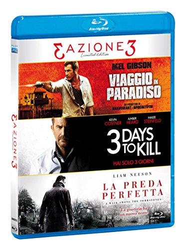Viaggio In Paradiso / 3 Days To Kill / La Preda Perfetta