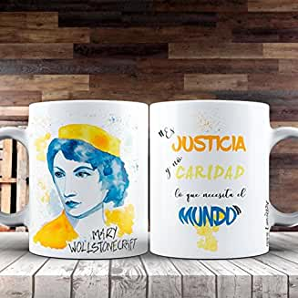 Taza Feminista -Mary Wollstonecraft