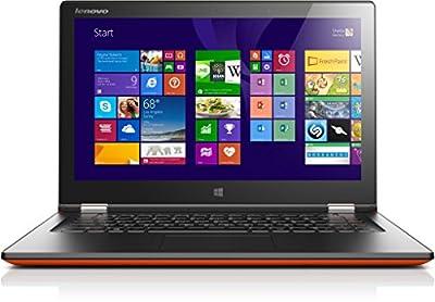 Lenovo YOGA 2 13 33,8 cm (13,3 Zoll FHD IPS) Convertible Ultrabook (Intel Core i3-4030U, 1,9GHz, 4GB RAM, 128GB SSD)