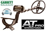 GARRETT AT PRO INTERNATIONAL METAL DETECTOR CERCA METALLI SUBACQUEO +ACCESSORI