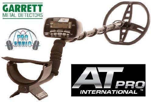 Garrett Metallsuchgerät AT Pro International Metalldetektor 99630 AT Pro International
