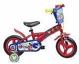 Disney 13193 Mickey Mouse de Bicicletas con Freno, de 10 Pulgadas