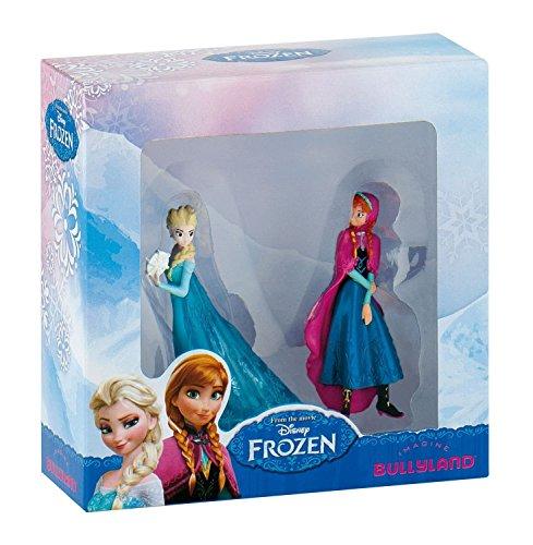 Tortenaufsatz für Geburtstagsparty, Disney's Die Eiskönigin Elsa und Anna
