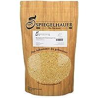 Bio Lupinenschrot Lupinenraspel 1 kg unbitter - eiweißreich fein geraspelt ideal für Müsli Bratlinge oder Backen