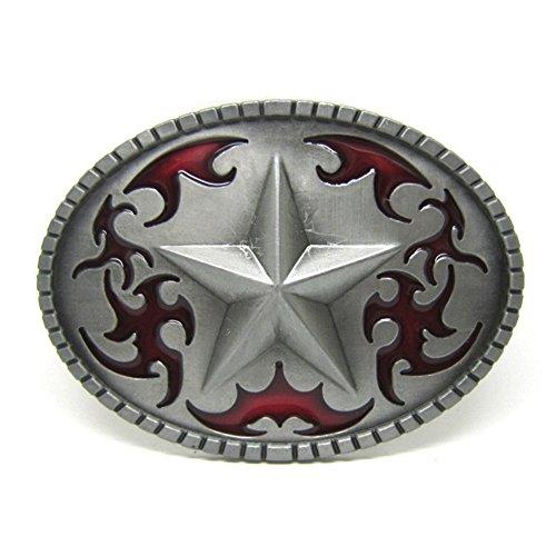 FYX Hebilla de cinturón - para hombre rojo rosso Talla única