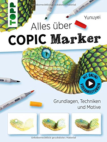 alles-uber-copic-marker-grundlagen-techniken-und-motive-mit-online-videos