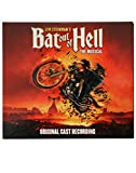 Bat Out Of Hell Original Cast Recording CD