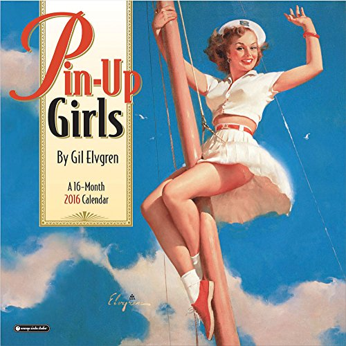 Pin-up Girls 2016 Calendar