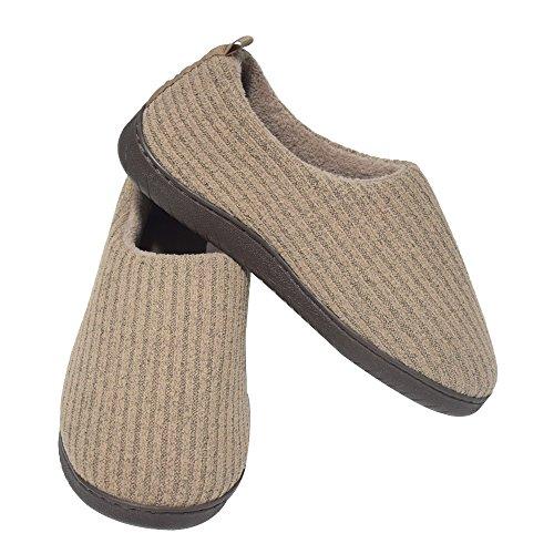 COFACE, Pantofole uomo Gray