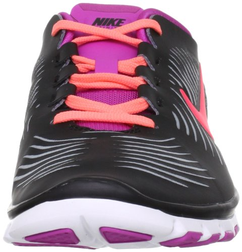 Nike Free Balanza fitness Formato dei pattini 11 BLACK/ATOMIC RED/STLTH/CLB PINK