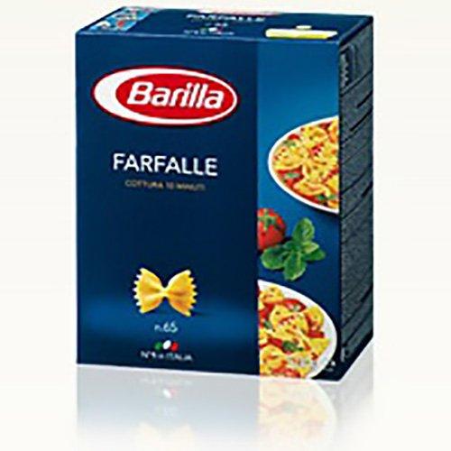 Delicious Italian Traditional Farfalle Pasta - Barilla (500g)