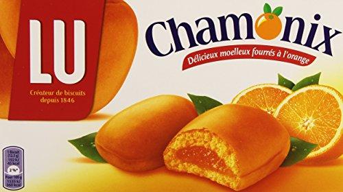 Lu Moelleux Fourrés à l'Orange Le Paquet 250 g Chamonix