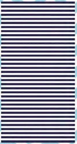 Set Telo spiaggia GRANDE ancora Blu raya100% cotone egiziano MOD: (443) 90 x 170 cm, Calza PACK marchio TIENDADELEGGINGS tecnici anti-Max