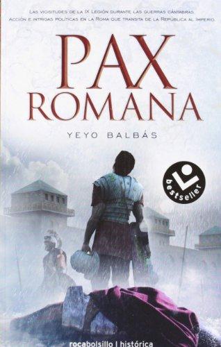 Pax Romana descarga pdf epub mobi fb2