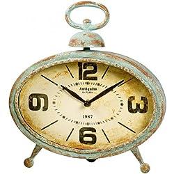 Uhr Paris oval a.F.H27xB25cm