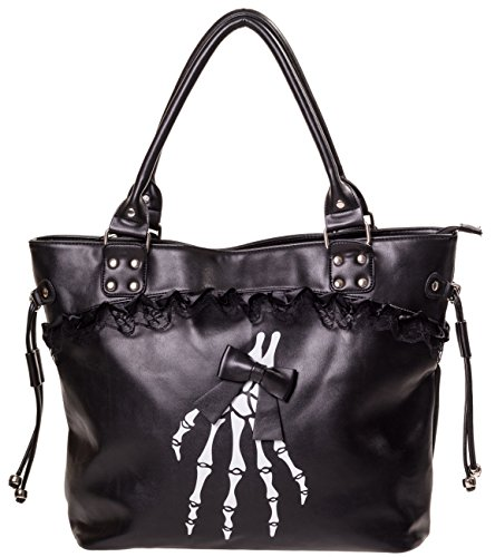 Banned Bag Skeleton Hands