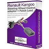 Connects2 Adaptateur autoradio pour commande au volant Renault Kangoo