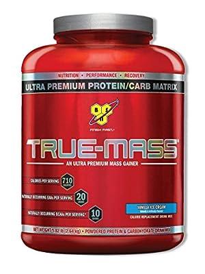 BSN True Mass 1200 Gainer Powder,4.8 kg from BSN