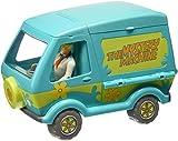 Giochi Preziosi - Scooby Doo Modello Auto Mystery Machine con Personaggio Fred Alto 10 cm
