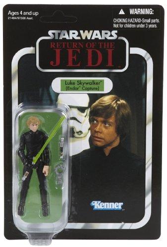 Star Wars Return of the Jedi Luke Skywalker (Jedi Knight Outfit) 21484