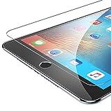 Syncwire Panzerglas Bildschirmschutzfolie HD kompatibel mit iPad Pro 12.9 Zoll (2015) & iPad Pro 12.9 Zoll (2017) - [Apple Pencil Kompatibel, Blasenfrei, Bruchsicher, Kratzfest]