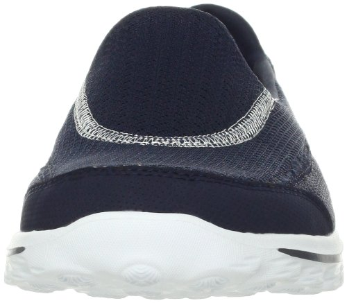 Skechers Gowalk 2, Sandales de sport Femme Bleu Marine