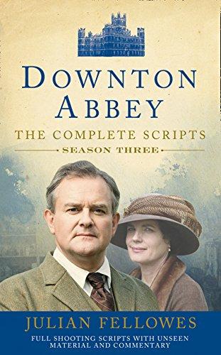Downton Abbey: Series 3 Scripts (Official) por Julian Fellowes