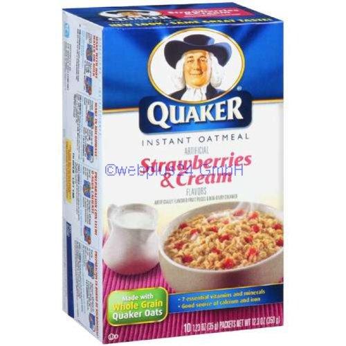 quaker-instant-oatmeal-strawberry-cream-10x35g