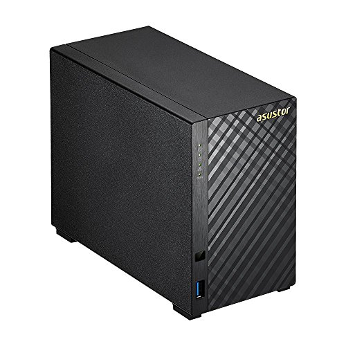 Cheapest Price for Asustor AS3202T 2 Bay S-ATA Gigabit USB 3.0 HDMI Network Attached Storage Device Discount