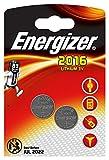 Automotive Accessories Best Deals - Energizer 2 Piles Lithium CR2016 3 V