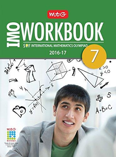 MTG International Mathematics Olympiad (IMO) Work Book - Class 7