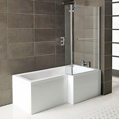 badewanne syna rechts duschkabine wannensch rze. Black Bedroom Furniture Sets. Home Design Ideas