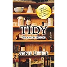 Tidy: tips and strategies