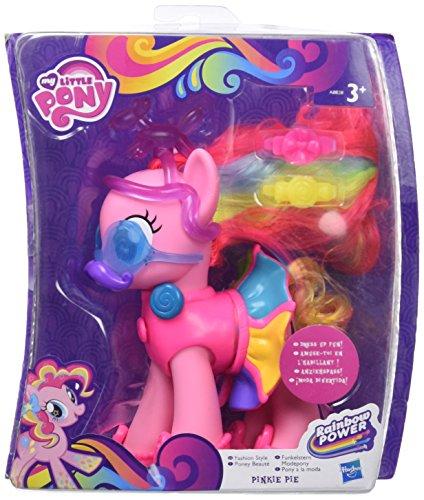 My Little Pony Dress Up Fun Fashion Stil: Pinkie Pie