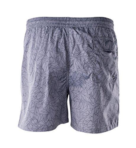 Hi-Tec Herren Falin Shorts Plum Kitten