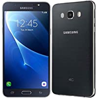 "Samsung Galaxy J7 (2016) 4G DUAL SIM Duos (Display: 5.5"" inches sAMOLED - Dual Sim - 16GB - 2GB RAM - 13MP) Black"