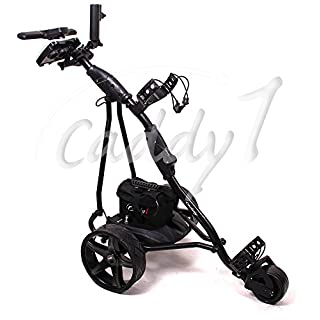 CADDYONE Elektro Golf Trolley 400, 300W, 33Ah-Akku
