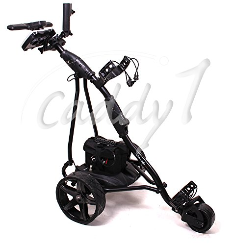 elektro golfcart CADDYONE Elektro Golf Trolley 400, 300W, 33Ah-Akku