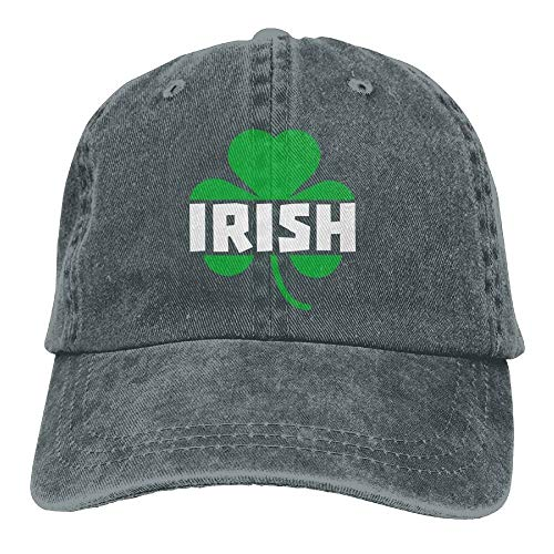 Arsmt Irish Shamrock Denim Hat Adjustable Men's Classic Baseball Hat - Gap Kids Classic Shorts