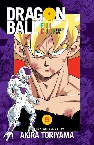 Preisvergleich Produktbild Dragon Ball Full Color Freeza Arc,  Vol. 5