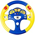 Paw Patrol Chase Steering Wheel With lights & Sounds