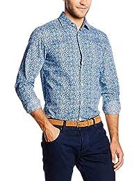 Jack & Jones Premium Jjprseth Shirt L/S Plain, Veston Homme