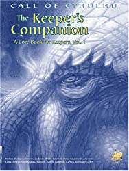 The Keeper's Companion Vol. 1 (Call of Cthulhu)