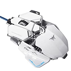 Combaterwing 4800 DPI Programmierbare 10 Tasten RGB LED Gaming Maus TH249