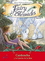 Cardencha y la concha de la risa (Fairy Chronicles)