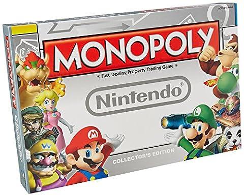 Nintendo Monopoly - Version Import