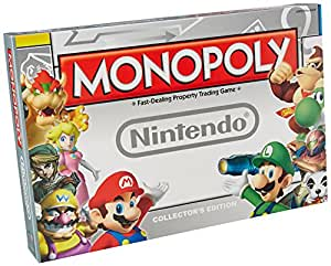 Nintendo Monopoly - Version Import