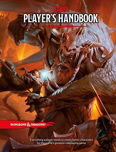 Dungeons & Dragons Core Rulebook: Player's Handbook: 1